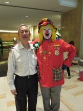 Joker or clown