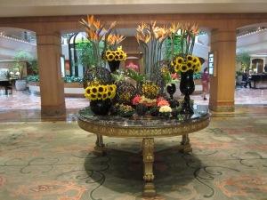 Regent Hotel Entrance