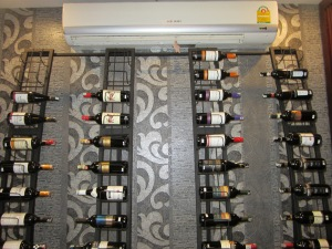 an innovative way for wine keeping