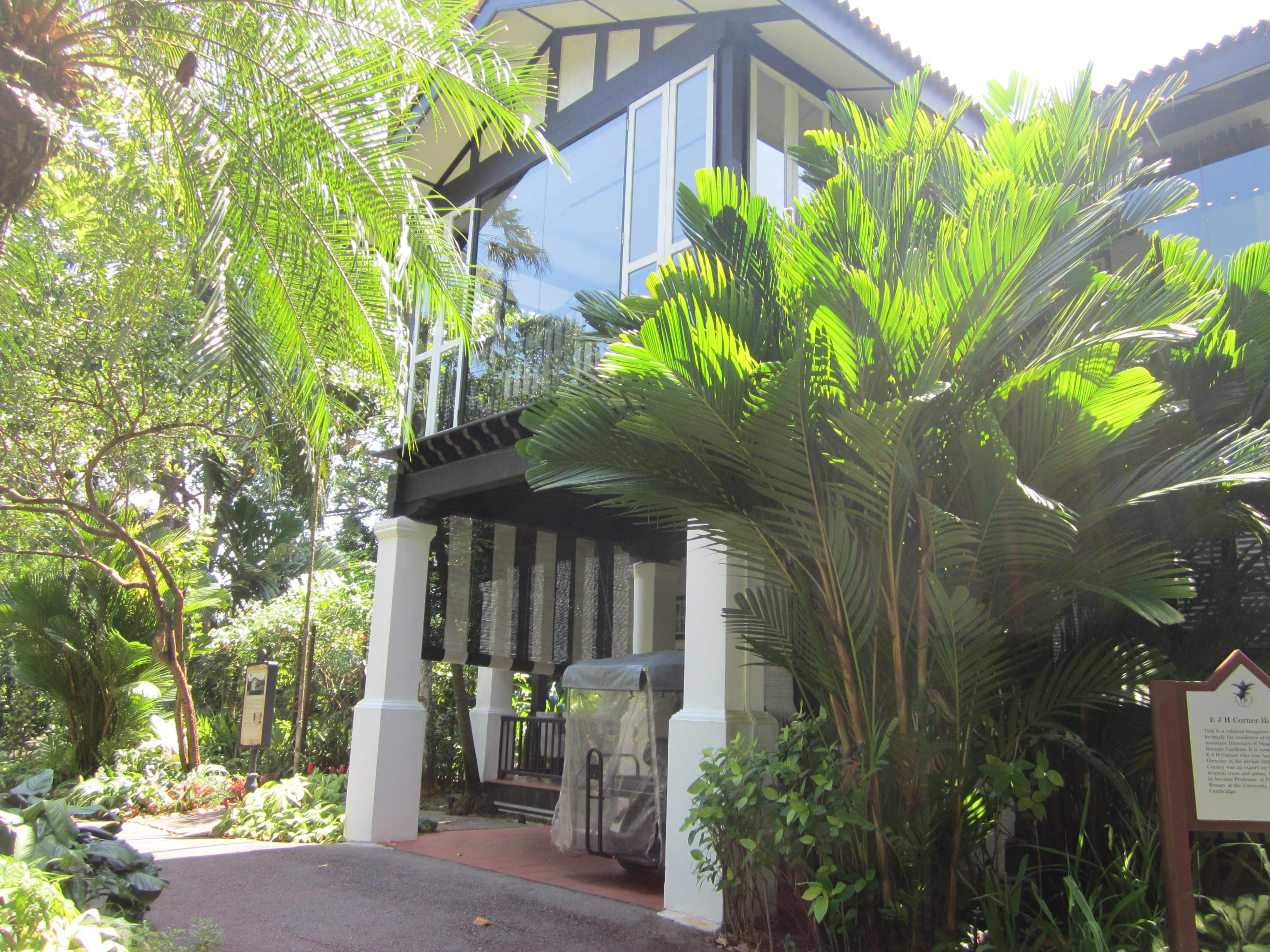 corner house botanic gardens sparkling or still au jardin