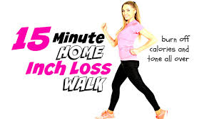 WALKING WORKOUT FOR WEIGHT LOSS- HOME WORKOUT - easy to follow ...