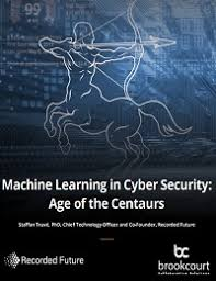 MACHINE LEARNING IN CYBER SECURITY: AGE OF THE CENTAURS | infotech.report